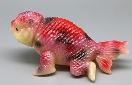 Yamomark GID (Glow in Dark) Small Kingyosaurus Fish image 4