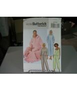Butterick 4038 Misses Loungewear Pattern - Size XS/S/M (6-14) - $7.91