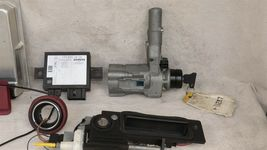 2003 Mercedes SLK230 Ignition Switch Skreem Door Trunk Glovebox Lock Key ECU ECM image 3