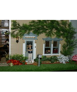 """1970 UNIQUE ARTIST BUILT COLLECTOR 1/12 DOLL HOUSE 5ftx4ftx32"""" 14 rooms ... - $10,450.00"""