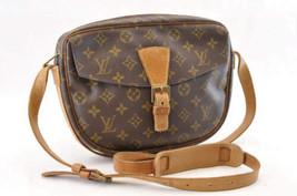 LOUIS VUITTON Monogram Jeune Fille GM Shoulder Bag M51225 sa964 - $398.00