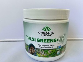 Organic India Tulsi Greens+ Lift Herbal Powder - Tulsi Greens & Herbs Su... - $24.74