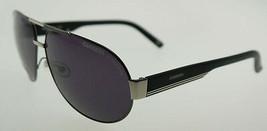 Carrera 11 Dark Ruthenium Palladium / Brown Gray Sunglasses 11/S OE3 - $87.71