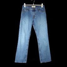 Levi Signature Jeans 8 Mid-Rise Boot Cut Medium Wash Five Pocket Stretch... - $9.90