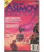 Isaac Asimov's Science Fiction Magazine Digest Auguest 1988 NEW UNREAD - $5.94