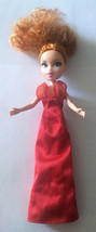 2001 BRATZ Doll Girl Figure MGA Entertainment w Red Dress Red Hair & Green Eyes  - $5.65