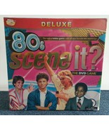 Scene It '80s (Deluxe Edition) (DVD / HD Video Game, 2009) Screen Life G... - $29.69