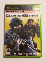Counter-Strike - OG Xbox BL Black Label Video Game CIB Complete - $12.38