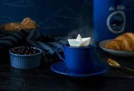 Tea Infuser Original Paper Boat Design SOHO Lifestyle Gift Home Bar Kitshen - $19.00