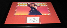 Tina Turner SEXY Facsimile Signed Framed 11x14 Photo Display Mad Max - $32.36