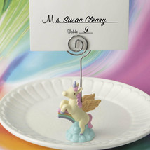 24 unicorn place card holders party wedding bridal shower event baby sho... - $38.49