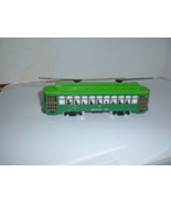 Bachmann HO Brill Trolley 463 DESIRE STREET Green Non powered - $4.93