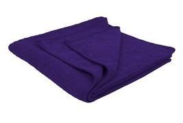 Luxury Bath Towel - Purple - Bath Sheet (Hotel, Spa, Bath) Soft, Absorbent - £20.10 GBP