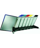 Durable SHERPA 10 Panel Reference System Extension Set Assorted Colors 5... - $53.10