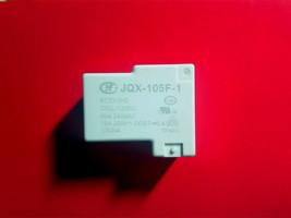 JQX-105F-1, 012D-1HS, 12VDC Relay, HONGFA Brand New!! - $6.44