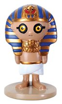 3.5 Inch Standing Weegyptians - Egyptian King Tut Figurine Display - $14.99