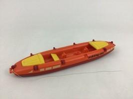 Playmobil 7965 Outdoors Kayak Replacement Base Seat Pieces Parts 1993 - $8.86