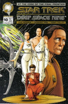 Star Trek: Deep Space Nine Comic Book #10 Malibu Comics 1994 VERY FINE - $2.99