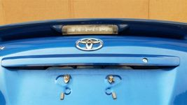 09-10 Toyota Corolla S Trunk Lid W/ Spoiler & Taillights image 5