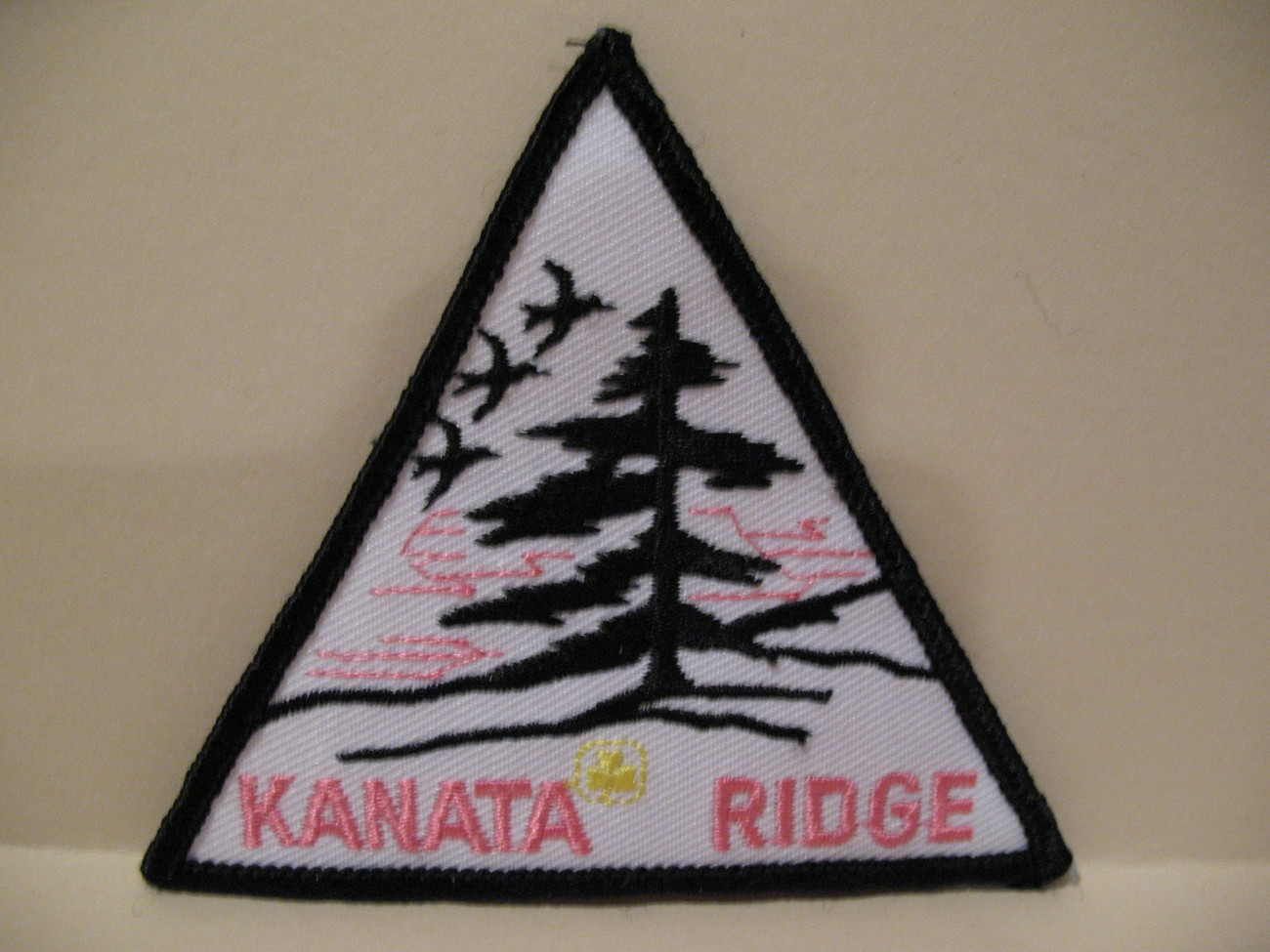 Primary image for Kanata Ridge Girl Guides Souvenir Badge Patch Crest