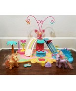 My Little Pony Butterfly Island Playset with ponies and accessories- MLP G3 - $33.85