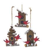 Birdhouse Ornament - $14.95