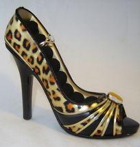 Leopard Stiletto Shoe Ring Holder image 3
