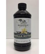 (New) Rodelle Vanilla Extract, Gourmet pure 237 ml - $26.99
