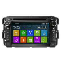 IN DASH DOUBLE DIN TOUCH SCREEN GPS NAVIGATION RADIO FOR 07-13 CHEVROLET... - $356.39