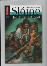 Slaine: The Horned God #3 - 2000 AD - Simon Bisley, Pat Mills - 1989. - $3.91