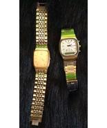 CITIZEN QUARTZ And SEIKO QUARTZ Watches Collectible - $16.83