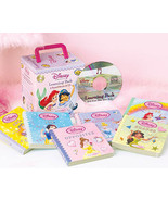 Princess 6-Book Learning & CD Carry Case Set - $18.45