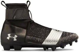 Under Armour Mens UA C1N MC Mid Top Cam Newton Football Cleats Size 10 NWB - $49.98