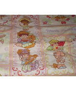 Girls Raggedy Anne Pink Handcrafted Single Quilt - $49.50