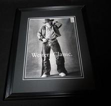 2000 Reebok Western Classic 11x14 Framed ORIGINAL Vintage Advertisement - $32.36