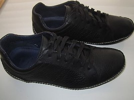 Cole Haan Mitchell Nike Air Handsome Stylish Sneakers Men Oxfords Black ... - $75.04