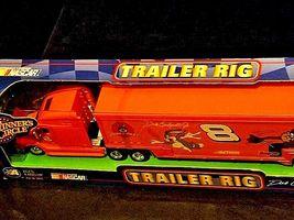 NASCAR Dale Earnhardt Jr. #8 Trailer Rig Die-Cast Collector Orange AA19-NC8003 image 6
