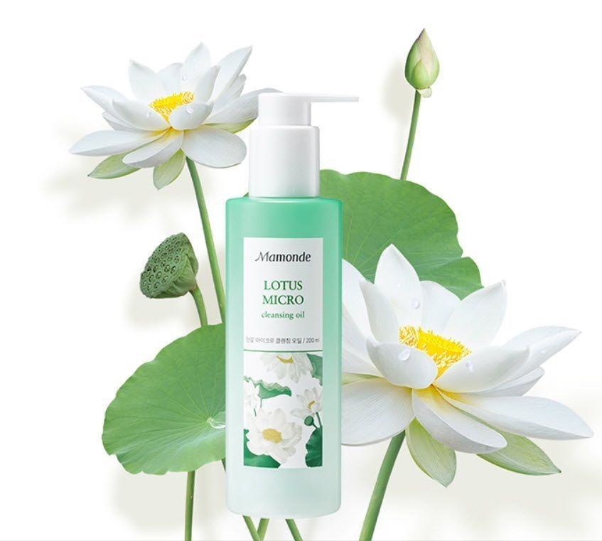 MAMONDE Lotus Micro Cleansing Oil 200ml