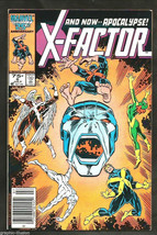 X-Factor #6 Apocalypse Marvel Comics 1st print VF key - $50.00