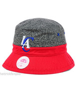 Los Angeles Clippers- Mitchell & Ness NBA Basketball Bucket Style Cap Hat- L/XL - $23.70