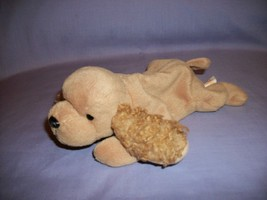 TY Beanie Babies Spunky The Cocker Spanniel Dog With Tush Tag Only 1997 - $2.48
