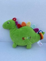 "Baby Gund Green Color Fun Counting Dino, Talks and Lights Up Plush - 13""... - $19.70"