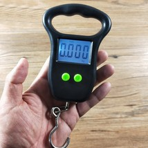 Digital Luggage Scale with Comfortable Handle Hook 110lb/50kg for Fishin... - $54.00