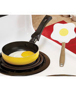 Mini Pan with Eggcellent Spatula - $12.95