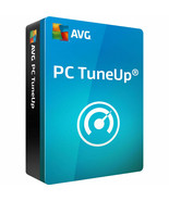 AVG TuneUp 2021 1 Year 10 Devices (Download) - $8.49