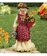 Grandma Grandparents Garden Statue - $19.85
