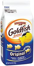 Pepperidge Farm, Goldfish, Crackers, Original, 6.6 oz., Bag, 24-count - $59.99
