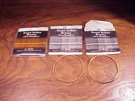 La Bella Sweet Talkin' Bronze Acoustic Guitar Strings, 2 strings only A ... - $10.95
