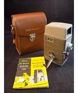 Vntg BELL & HOWELL Model Two Fifty Two CAMERA 252 8MM FIlm MOVIE CAMERA ... - $21.77