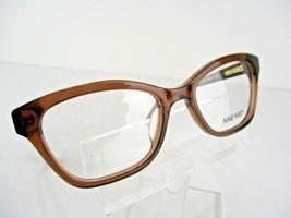 Nine West NW 5129 (210) Crystal Brown 48 x 16 PETITE Eyeglass Frames - $58.87